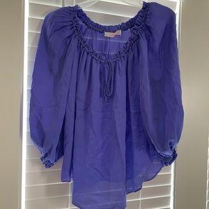 Alice&Trixie Purple top